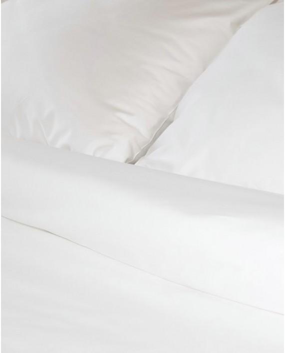 Однотонные комплекты постельного белья из Турецкого сатина (гостиничный вариант)